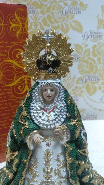Figura Religiosa Virgen Esperanza Macarena