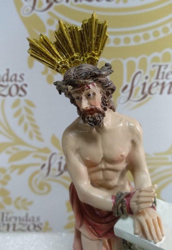 Figura Religiosa Cristo atado a la columna