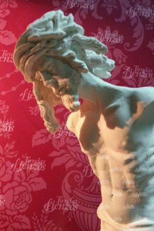 Cristo del Gran Poder para Pintar y vestir de 42 cm de marmolina