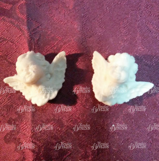 2 unidades cabezas de ángeles