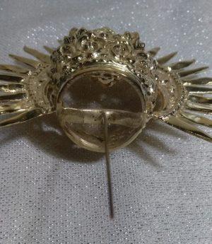 Corona 3D para virgen de 20 a 25 cm