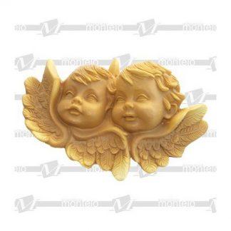 Cabezas de ángeles