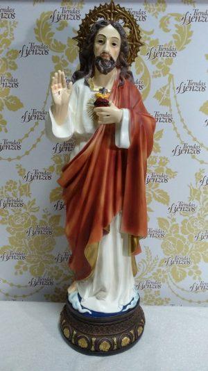 Sagrado Corazón de Jesús de 67 cm