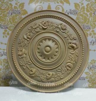 Plato de 40 x 40 cm