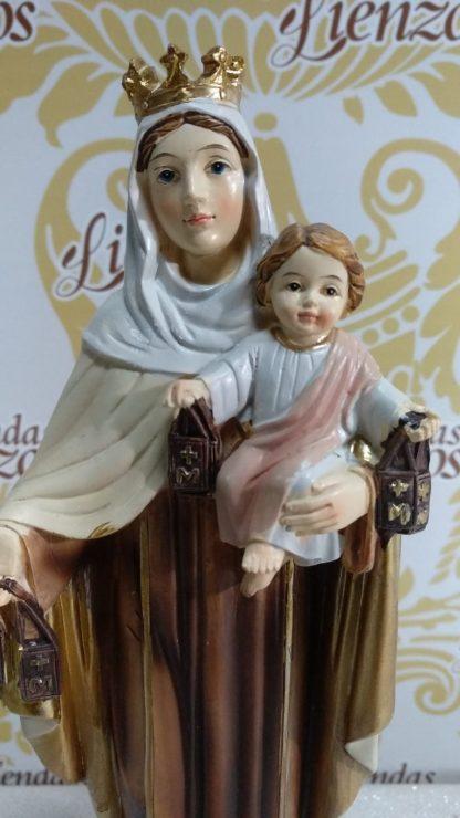Virgen del Carmen 40 cm