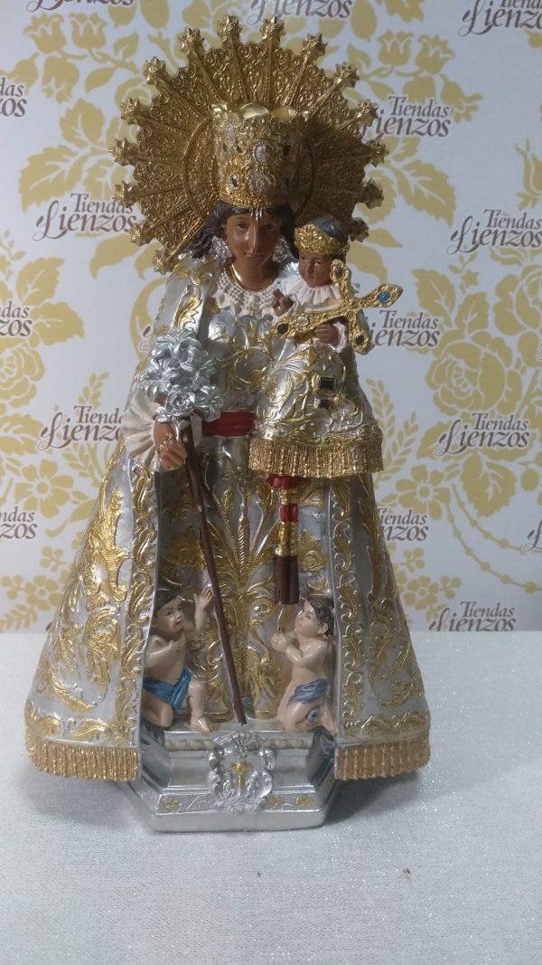 Virgen de los desamparados de 33 cm